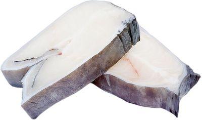 Зубатка нарезка-стейк