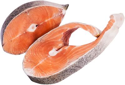Рыба семга стейк замороженный 1кг