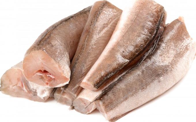 Peste Hec Hubsi congelat 1kg